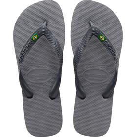 havaianas Brasil Sandały szary